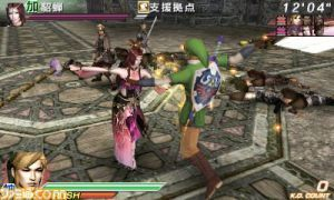Dynasty Warriors Vs. (3DS)