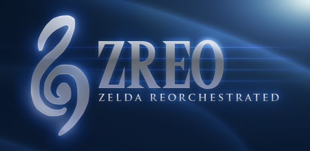 Logo de Zelda Reorchestrated
