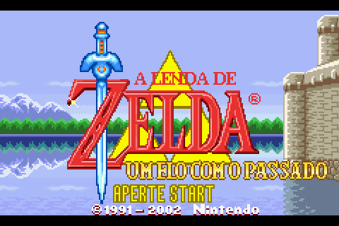 A Link to The Past em Português