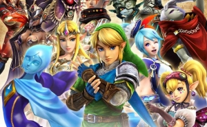 Hyrule Warriors personagens