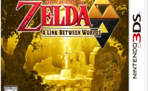 Boxart de A Link Between Worlds