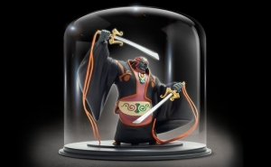 Estatueta de Ganondorf (The Wind Waker HD)