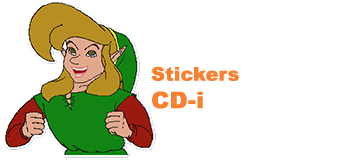 Adicionar stickers de Zelda CD-i ao Telegram