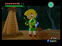 Link using the Tingle Tuner