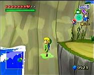 Secret path discovered with Tingle Tuner
